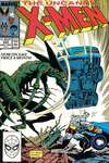 Uncanny X-Men #233 Comic Books - Covers, Scans, Photos  in Uncanny X-Men Comic Books - Covers, Scans, Gallery