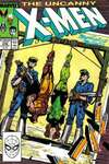Uncanny X-Men #236 cheap bargain discounted comic books Uncanny X-Men #236 comic books
