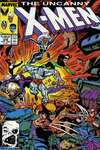 Uncanny X-Men #238 comic books - cover scans photos Uncanny X-Men #238 comic books - covers, picture gallery