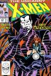 Uncanny X-Men #239 comic books - cover scans photos Uncanny X-Men #239 comic books - covers, picture gallery