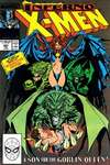 Uncanny X-Men #241 Comic Books - Covers, Scans, Photos  in Uncanny X-Men Comic Books - Covers, Scans, Gallery