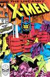 Uncanny X-Men #246 comic books for sale