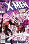 Uncanny X-Men #247 comic books - cover scans photos Uncanny X-Men #247 comic books - covers, picture gallery