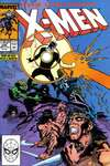 Uncanny X-Men #249 comic books - cover scans photos Uncanny X-Men #249 comic books - covers, picture gallery