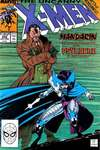 Uncanny X-Men #256 cheap bargain discounted comic books Uncanny X-Men #256 comic books