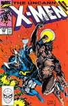 Uncanny X-Men #258 comic books for sale