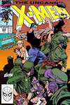 Uncanny X-Men #259 cheap bargain discounted comic books Uncanny X-Men #259 comic books