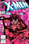 Uncanny X-Men #260 Comic Books - Covers, Scans, Photos  in Uncanny X-Men Comic Books - Covers, Scans, Gallery