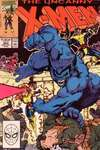Uncanny X-Men #264 Comic Books - Covers, Scans, Photos  in Uncanny X-Men Comic Books - Covers, Scans, Gallery