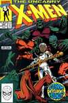 Uncanny X-Men #265 comic books - cover scans photos Uncanny X-Men #265 comic books - covers, picture gallery
