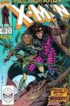 Uncanny X-Men #266 Comic Books - Covers, Scans, Photos  in Uncanny X-Men Comic Books - Covers, Scans, Gallery