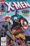 Uncanny X-Men #268 comic books for sale