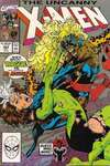 Uncanny X-Men #269 Comic Books - Covers, Scans, Photos  in Uncanny X-Men Comic Books - Covers, Scans, Gallery