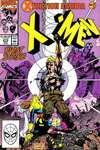 Uncanny X-Men #270 comic books - cover scans photos Uncanny X-Men #270 comic books - covers, picture gallery