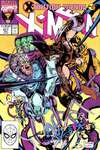 Uncanny X-Men #271 comic books - cover scans photos Uncanny X-Men #271 comic books - covers, picture gallery