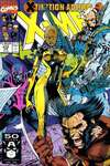 Uncanny X-Men #272 comic books - cover scans photos Uncanny X-Men #272 comic books - covers, picture gallery