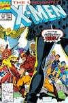 Uncanny X-Men #273 comic books - cover scans photos Uncanny X-Men #273 comic books - covers, picture gallery