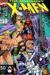 Uncanny X-Men #274 Comic Books - Covers, Scans, Photos  in Uncanny X-Men Comic Books - Covers, Scans, Gallery