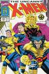 Uncanny X-Men #275 comic books - cover scans photos Uncanny X-Men #275 comic books - covers, picture gallery