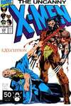 Uncanny X-Men #276 comic books - cover scans photos Uncanny X-Men #276 comic books - covers, picture gallery