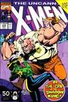 Uncanny X-Men #278 comic books - cover scans photos Uncanny X-Men #278 comic books - covers, picture gallery