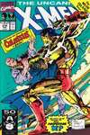 Uncanny X-Men #279 cheap bargain discounted comic books Uncanny X-Men #279 comic books