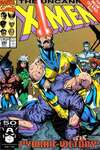 Uncanny X-Men #280 comic books - cover scans photos Uncanny X-Men #280 comic books - covers, picture gallery