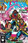 Uncanny X-Men #282 cheap bargain discounted comic books Uncanny X-Men #282 comic books