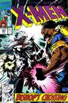 Uncanny X-Men #283 comic books - cover scans photos Uncanny X-Men #283 comic books - covers, picture gallery
