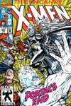Uncanny X-Men #285 Comic Books - Covers, Scans, Photos  in Uncanny X-Men Comic Books - Covers, Scans, Gallery