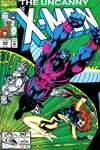 Uncanny X-Men #286 cheap bargain discounted comic books Uncanny X-Men #286 comic books