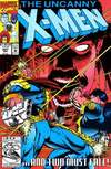 Uncanny X-Men #287 comic books - cover scans photos Uncanny X-Men #287 comic books - covers, picture gallery