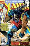 Uncanny X-Men #288 cheap bargain discounted comic books Uncanny X-Men #288 comic books