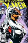 Uncanny X-Men #290 comic books - cover scans photos Uncanny X-Men #290 comic books - covers, picture gallery