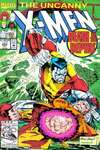 Uncanny X-Men #293 Comic Books - Covers, Scans, Photos  in Uncanny X-Men Comic Books - Covers, Scans, Gallery