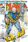 Uncanny X-Men #294 comic books - cover scans photos Uncanny X-Men #294 comic books - covers, picture gallery
