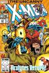 Uncanny X-Men #298 comic books for sale