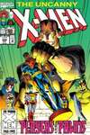 Uncanny X-Men #299 comic books - cover scans photos Uncanny X-Men #299 comic books - covers, picture gallery
