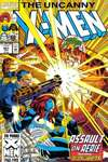 Uncanny X-Men #301 comic books - cover scans photos Uncanny X-Men #301 comic books - covers, picture gallery