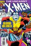 Uncanny X-Men #302 comic books - cover scans photos Uncanny X-Men #302 comic books - covers, picture gallery