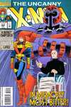 Uncanny X-Men #309 comic books - cover scans photos Uncanny X-Men #309 comic books - covers, picture gallery