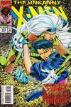 Uncanny X-Men #312 comic books - cover scans photos Uncanny X-Men #312 comic books - covers, picture gallery
