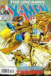 Uncanny X-Men #313 comic books - cover scans photos Uncanny X-Men #313 comic books - covers, picture gallery