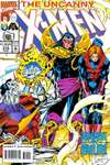 Uncanny X-Men #315 comic books - cover scans photos Uncanny X-Men #315 comic books - covers, picture gallery