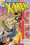 Uncanny X-Men #316 comic books - cover scans photos Uncanny X-Men #316 comic books - covers, picture gallery