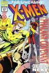 Uncanny X-Men #317 comic books - cover scans photos Uncanny X-Men #317 comic books - covers, picture gallery