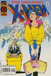 Uncanny X-Men #318 comic books - cover scans photos Uncanny X-Men #318 comic books - covers, picture gallery