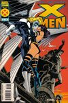 Uncanny X-Men #319 comic books - cover scans photos Uncanny X-Men #319 comic books - covers, picture gallery