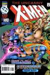 Uncanny X-Men #328 comic books - cover scans photos Uncanny X-Men #328 comic books - covers, picture gallery