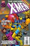 Uncanny X-Men #334 comic books - cover scans photos Uncanny X-Men #334 comic books - covers, picture gallery